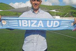 Antonio Amor iniciará desde mañana lunes su trabajo con la UD Ibiza