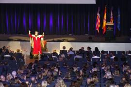 Inauguración del Palacio de Congresos