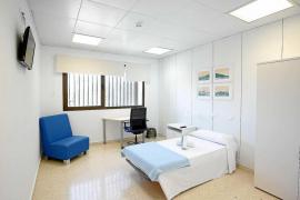 Familiares de pacientes de Formentera empiezan a utilizar la residencia de Can Misses