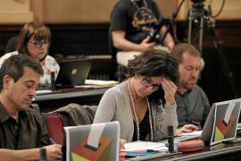 Armengol y el PSIB piden «un paso atrás» al Gobierno y la Generalitat