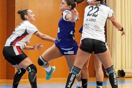 Ainhoa García, primera ibicenca que logra el MVP de la jornada