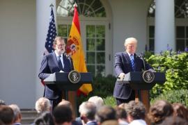 """Trump se dice """"totalmente preparado"""" para una acción militar """"devastadora"""" contra Corea del Norte"""