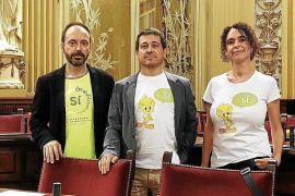 Armengol dice que ella no es independentista y acusa al PP de inculcar el odio a Catalunya
