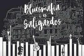Bluesmàfia i Es Saligardos presenta el viernes en Can Jordi Blues Station su primer disco 'Ni poc, ni molt, ni mica'