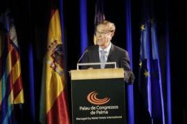 Gabriel Escarrer dice que doblar el impuesto turístico «no es el camino» y pide velar por la competitividad del sector