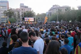 El independentismo pide la colaboración de los universitarios para garantizar el referéndum