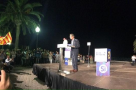 """Artur Mas: """"Nos dicen que precintemos Cataluña. Aquí estamos y no tenemos miedo"""""""