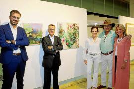 Feria de Arte Contemporáneo en el Centro Comercial Porto Pí