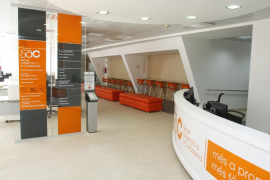 Las 700 plazas de aparcamiento del Cetis se abrirán a lo largo de esta semana