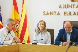 Santa Eulària tendrá antes de final de año los terrenos para un colegio y una estación de bus