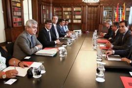 Puigdemont trasladó a Nieto su preocupación por la seguridad y éste respondió: está en su mano que no haya problemas
