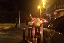Fallece una mujer al recibir un disparo en la cabeza en plena calle en Madrid