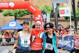 Maite Maiora aspira a subir al podio de la Ibiza Trail Marathon