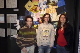 'Animar-te' 20 anys d'animació per ordinador a la UIB, en el Parc Bit