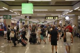 Baleares recibió más de 10,2 millones de turistas internacionales hasta agosto