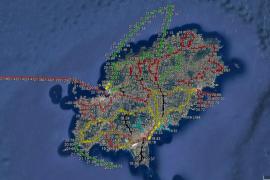 La AAE presenta el primer estudio sobre la calidad del cielo nocturno en Ibiza