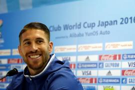Sergio Ramos, sobre el tuit de Gerard Piqué: «No creo que ayude a que no le piten»