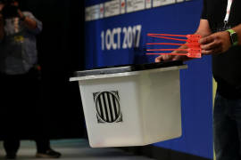 La Generalitat adquiere urnas chinas de 5 euros para el referéndum ilegal del 1-O
