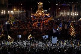 """Puigdemont asegura que Cataluña ha vencido al Estado: """"Ya hemos ganado"""""""