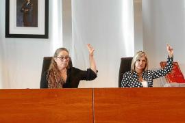 El Consell cree que la 'turismofobia' en Ibiza «sólo son un par de pintadas»