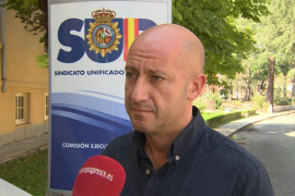 """El Sindicato Unificado de Policía advierte """"normalidad"""" en Cataluña en vísperas del 1-O"""