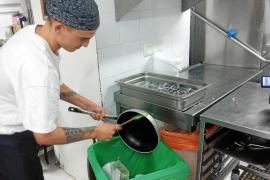 Segunda vida para los residuos orgánicos en Formentera