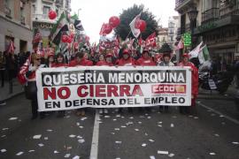 Declaran el concurso de acreedores a Quesería Menorquina
