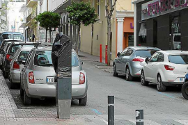El PP critica que Sant Antoni «aún» no haya implantado el sistema de parking rotatorio