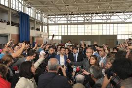 """Puigdemont acusa al Estado de """"brutalidad policial absolutamente injustificada"""""""