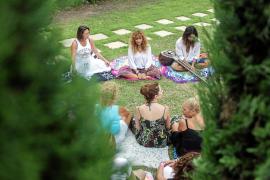 Atzaró se inunda de paz y energía positiva con el Ibiza Spirit Festival