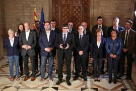 Puigdemont da por válido el 1-O y llevará el resultado al Parlament para aplicarlo