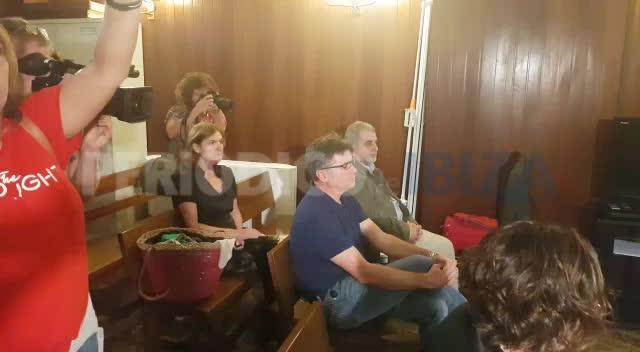 Comienza el juicio por el hundimiento del buque Don Pedro