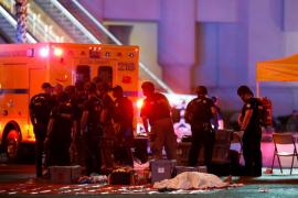 Al menos 20 muertos y más de cien heridos por un tiroteo durante un concierto junto a un casino de Las Vegas