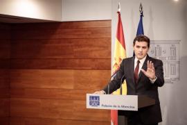 """Rivera: """"Rajoy me ha dicho que está estudiando las vías para parar la declaración de independencia"""""""