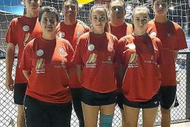 Dos derrotas y una victoria para el Ibiza BC en el estreno liguero