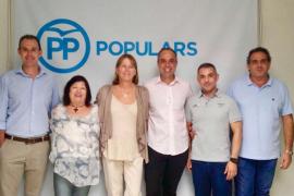 Virginia Marí, única candidata a presidir la Junta Local del PP de Ibiza