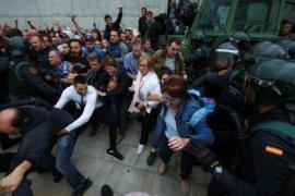 """Fiscalía dice que las cargas policiales """"no afectaron a la convivencia ciudadana"""""""