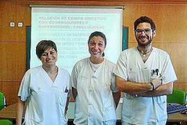 Noelia Azqueta asumirá la dirección de Enfermería del Área de Salud Pitiusa