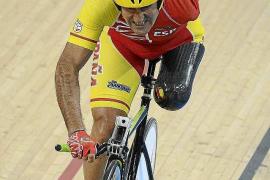 Cuatro 'cracks' del ciclismo adaptado para la Vuelta Cicloturista