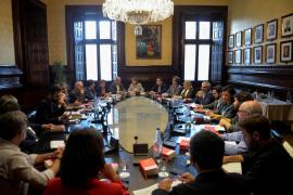 JxSí y la CUP proponen para el lunes el pleno que desembocaría en la declaración de independencia