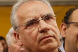 El exvicepresidente Alfonso Guerra defiende enviar el Ejército a Cataluña