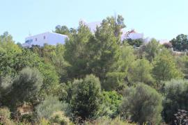 Santa Eulària creará una faja contra incendios en la zona del Puig de Missa
