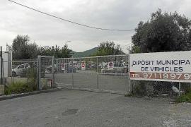 La Policía Local de Vila retira 27 vehículos abandonados