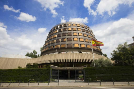 El Constitucional suspende el pleno del Parlament del próximo lunes