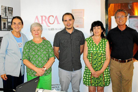 Homenaje a Gaspar Bennazar en ARCA