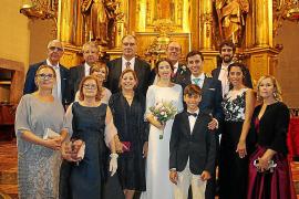 Boda de Guillem Monserrat y Mary Rodríguez