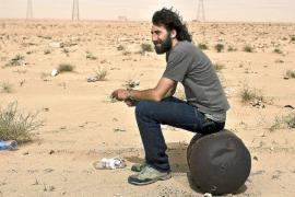 Desaparecido en Libia un fotógrafo español junto a otros tres periodistas