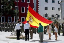Podem-Guanyem declina asistir a la jura de bandera civil en Santa Eulària