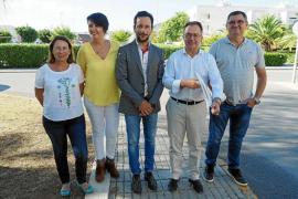 Unos 6.000 vecinos de sa Carroca, Can Fita y Platja d'en Bossa ya reciben agua de calidad
