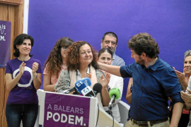 El sector favorable a entrar en el Govern se impone en las primarias de Podemos